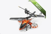 Alloy 4-channel IR helicopter with gyro (FEIMA-M30)