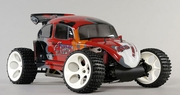 FG Modellsport Off-Road Beetle 4WD, RTR, coloured body (58040R)