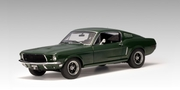 FORD MUSTANG GT 390 1968 (GREEN) (72812)