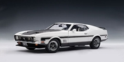 FORD MUSTANG MACH I 1971 - WHITE (72824)