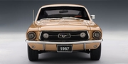 FORD MUSTANG GT 390 1967 (GOLD) (72806)