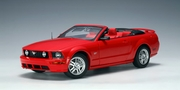 FORD MUSTANG GT 2005 CONVERTIBLE (TORCH RED) (LIMITED EDITION 6000PCS WORLDWIDE) (73061)
