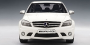 MERCEDES-BENZ C63 AMG - WHITE (76274)