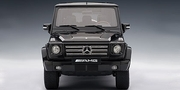 MERCEDES-BENZ G55 AMG 2009 FACELIFT - BLACK (76248)