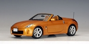 NISSAN FAIRLADY Z ROADSTER (SUNSET ORANGE) (RHD) (77377)