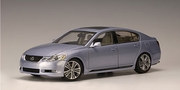 LEXUS GS450 H 2006 (LHD) - METALLIC BLUE (78821)