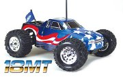 Монстр 1/18 RC18MT RTR 4WD (AS20110)
