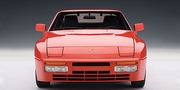 PORSCHE 944 TURBO 1985 - GUARDS RED (77957)