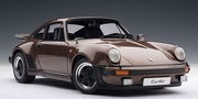 PORSCHE 911 3.0 TURBO - BROWNCOPPER METALLIC (77973)