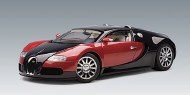 BUGATTI VEYRON 16.4 - BLACK/RED (70906)