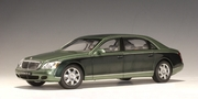 MAYBACH 62 LWB (MAYBA IRELAND GREEN MIDDLE / IRELAND GREEN DARK) (B) (76161)