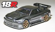 Nissan 1/18 RC18R NITELINE TC RTR 4WD (AS20118)