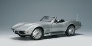 CHEVROLET CORVETTE 1969 (Cortez Silver) (LIMITED EDITION 6000PCS) (71162)