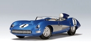 CHEVROLET CORVETTE SS 1957 (BLUE) (71051)