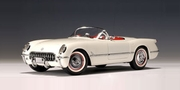 CHEVROLET CORVETTE 1953 (POLO WHITE) (71081)