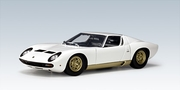 LAMBORGHINI MIURA SV (WHITE / OLD SIDE SKIRTS) (74544)