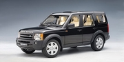 LAND ROVER DISCOVERY 3 2005 - BLACK (74802)