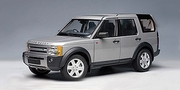 LAND ROVER DISCOVERY 3 2005 - SILVER (74801)