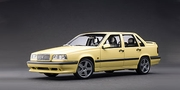 VOLVO 850 T-5R SEDAN 1995 - CREAM YELLOW (79501)