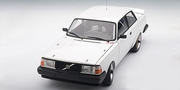 VOLVO 240 TURBO PLAIN BODY VERSION - WHITE (88690)