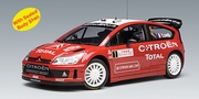 CITROEN C4 WRC 2008 S.LOEB/D.ELENA #1 (WINNER OF RALLY MONTE CARLO) (80838)