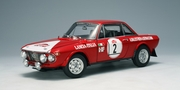 LANCIA FULVIA HF 1600 RALLY 1972 BALLESTRIERI / BERNACCHINI #2 (WINNER OF RALLY SANREMO) (87219)